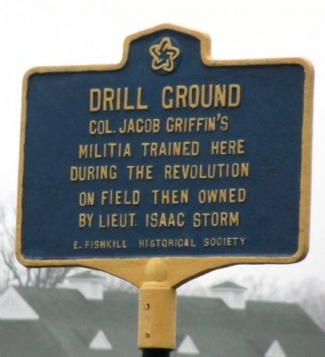 Drill Ground Marker image. Click for full size.