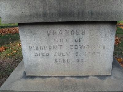Pierpont Edwards Marker image. Click for full size.