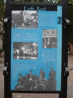 Pioneer Square Historic District Marker - Left Bank [Panel 6] image. Click for full size.