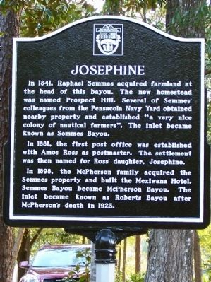 Josephine Marker image. Click for full size.