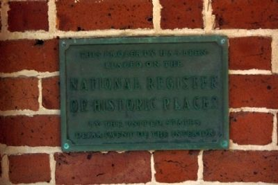 National Register of Historic Places : image. Click for full size.