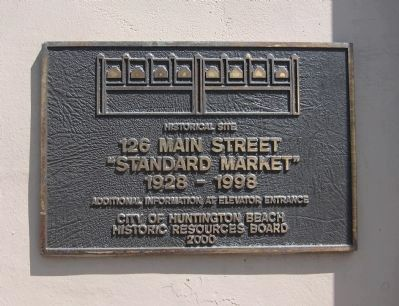 126 Main Street - additional marker image. Click for full size.