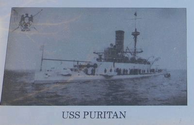 Uss Puritan image. Click for full size.