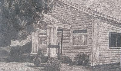 Detail from the Hori Midwife House Marker image. Click for full size.