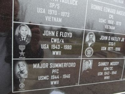 Wall of Honor image. Click for full size.