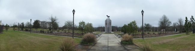 The Florence Veterans Park image. Click for full size.