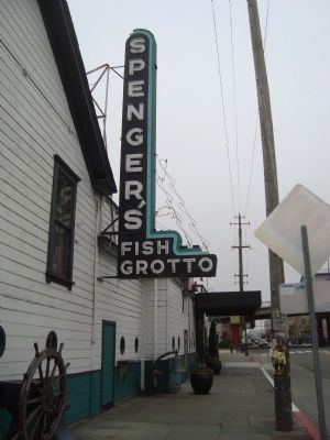 Spenger's Fish Grotto image. Click for full size.