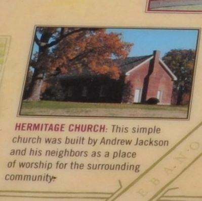 Hermitage Church: image. Click for full size.
