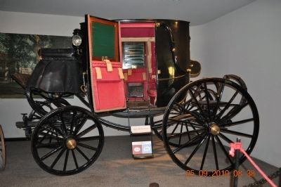 Jackson's Carriage image. Click for full size.