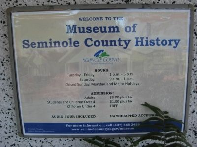 Museum of Seminole County History image. Click for full size.