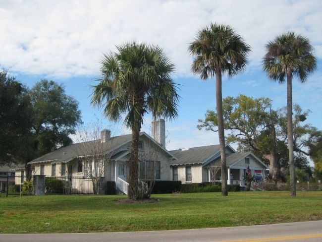 Old Folks Home / Museum of Seminole County History image. Click for full size.