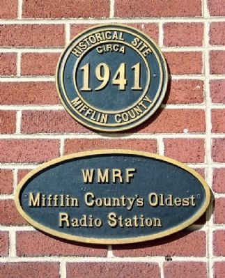 WMRF Marker image. Click for full size.