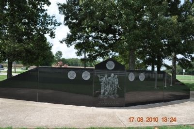 Vietnam Veterans of America ~Back view image. Click for full size.