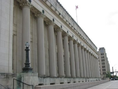 Fort Worth Main Post Office Building is very impressive. image. Click for full size.