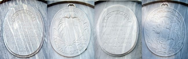 David Williams Memorial Marker image. Click for full size.