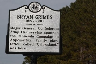 Bryan Grimes Marker image. Click for full size.