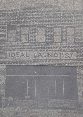 Detail from the Ideal Laundry Marker image. Click for full size.