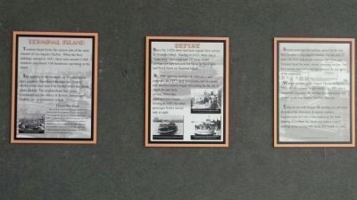Inside the Maritime Museum: <br>Histories of Ferry Boats and Terminal Island image. Click for full size.