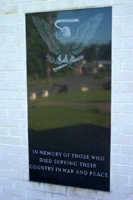 Mount Union Area Veterans Memorial Marker image. Click for full size.