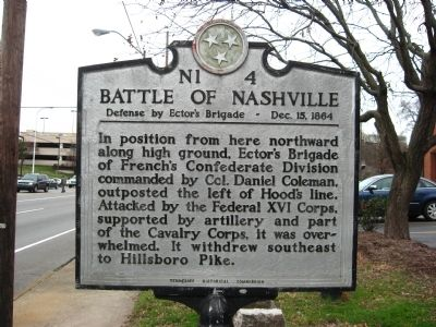 marker acknowledges nashvilles slave - 400×300