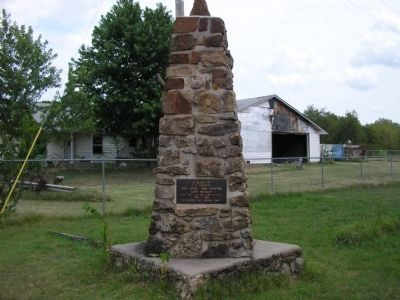 U.S. Marshals Monument image. Click for full size.