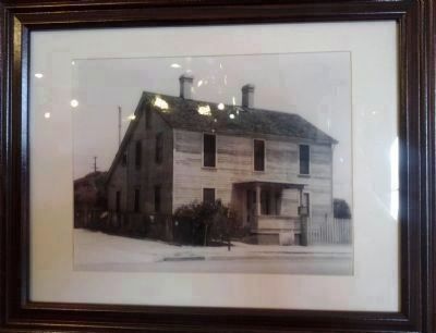Photo on Display at the William Heath Davis House image. Click for full size.