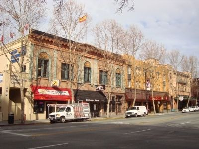 The 100 block of West Santa Clara Street image. Click for full size.