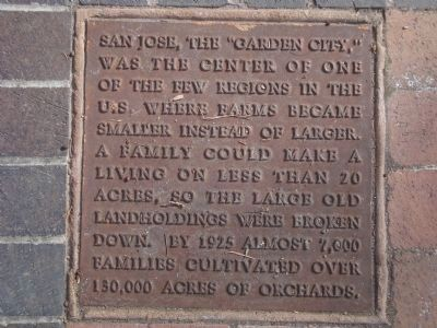 Remembering Agriculture Marker, panel 3 image. Click for full size.