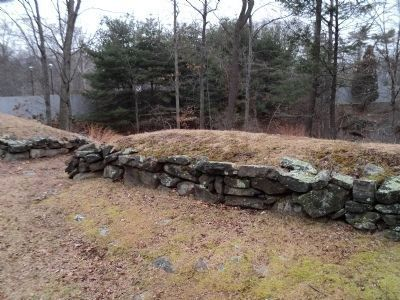 Outer Redoubt of Fort Clinton image. Click for full size.