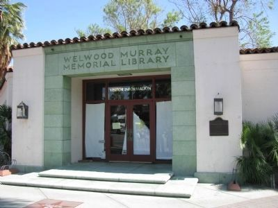 Welwood Murray Memorial Library image. Click for full size.
