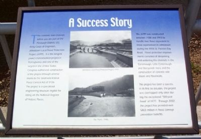 A Success Story Marker image. Click for full size.