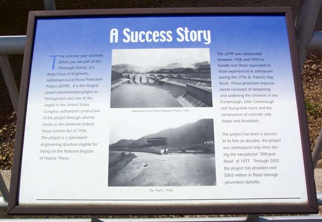 A Success Story Marker