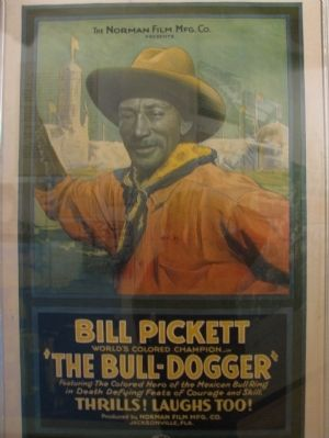 Bill Pickett Poster image. Click for full size.