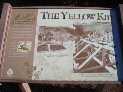 The Yellow Kid Marker image. Click for full size.