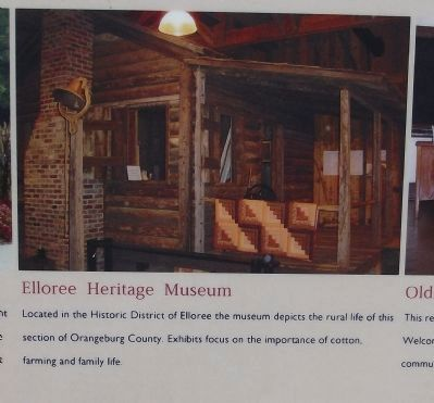 Elloree Heritage Museum image. Click for full size.