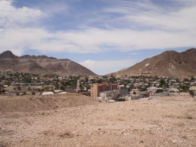 Tonopah, Nevada image. Click for full size.