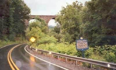 Starrucca Viaduct Marker image. Click for full size.