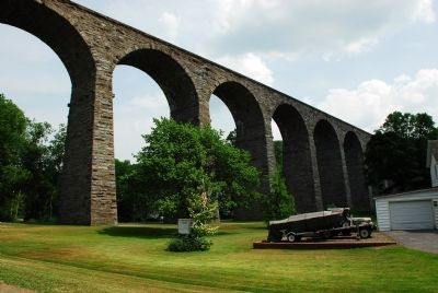 Starrucca Viaduct image. Click for full size.