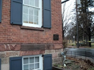 Marker in Tappan image. Click for full size.
