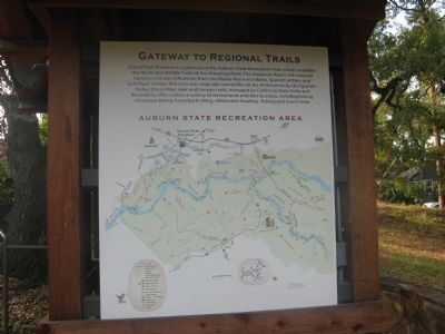 Gateway to Regional Trails - Kiosk Side B image. Click for full size.