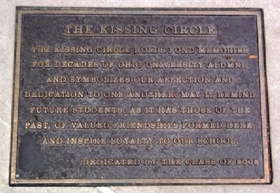 The Kissing Circle Marker image. Click for full size.