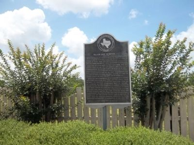 Major Guy M. Bryan, C.S.A. Historical Marker image. Click for full size.