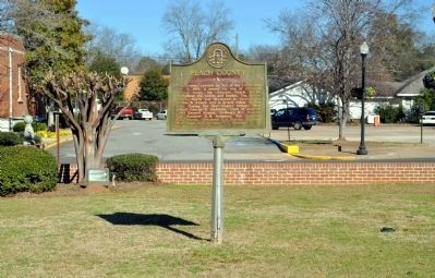 Peach County Marker image. Click for full size.
