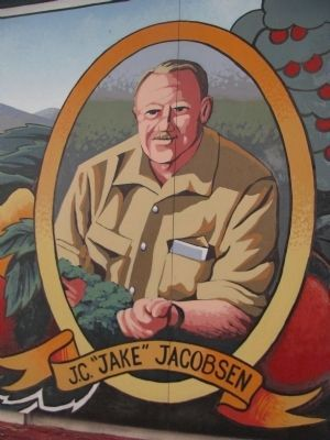 "J.C. ""Jake' Jacobsen image. Click for full size."