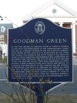 Goodman Green Marker image. Click for full size.