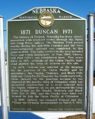 Duncan Marker image. Click for full size.