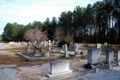 Ruhamah United Methodist Church Cemetery image. Click for full size.