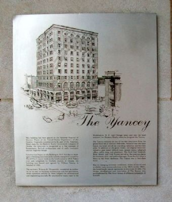 The Yancey Marker image. Click for full size.