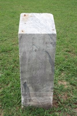 3rd U.S. Missouri Infantry Marker image. Click for full size.