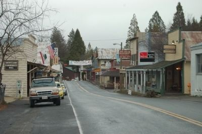 Main Street, Groveland image. Click for full size.